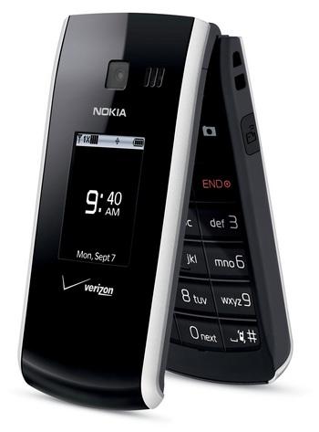 Verizon Nokia 2705 Shade Clamshell
