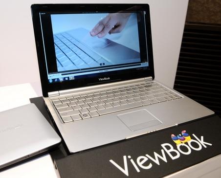 ViewSonic ViewBook 130 CULV Notebook