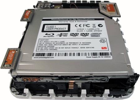 AMEX Digital BD-UG1 Mac mini Blu-ray Drive Upgrade Kit 1