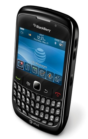 AT&T BlackBerry Curve 8520 smartphone