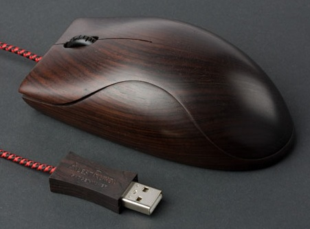 Alest Rukov Wooden Mouse 3