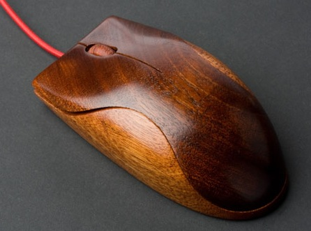 Alest Rukov Wooden Mouse 4