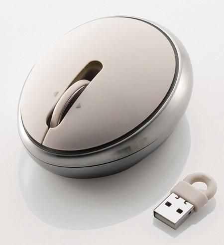 Elecom Like a SPOON M-SODL Wireless Mouse
