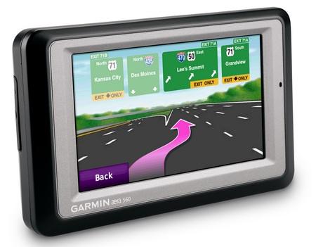 Garmin aera Series Handheld Navigation Devices
