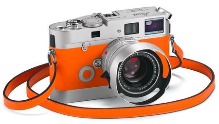 Leica M7 Edition hermes orange