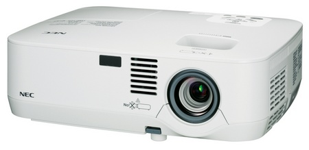 NEC NP610 entry-level installation projector
