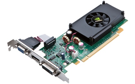 NVIDIA GeForce 310 GPU