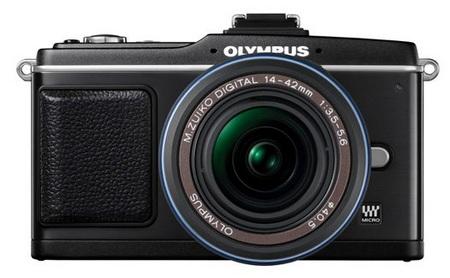 Olympus PEN E-P2 Micro Four Thirds Camera