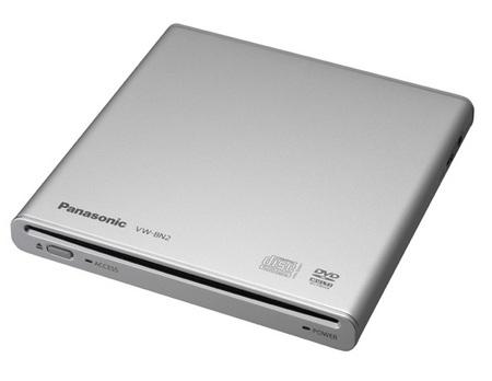 Panasonic VW-BN2 Portable DVD Burner for AVCHD Camcorders
