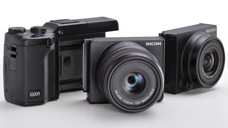 Ricoh GXR Camera System