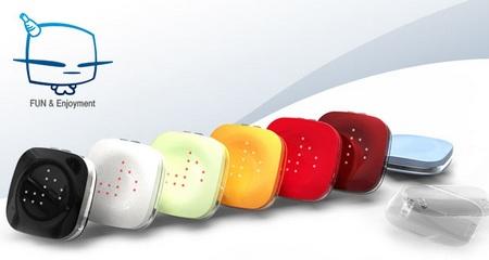 SAFA XING LED MP3 Player