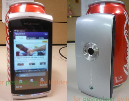 Sony Ericsson Kurara Leaked