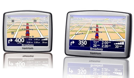 TomTom ONE 125 SE and XL 325 SE GPS Devices for Walmart's Black Friday