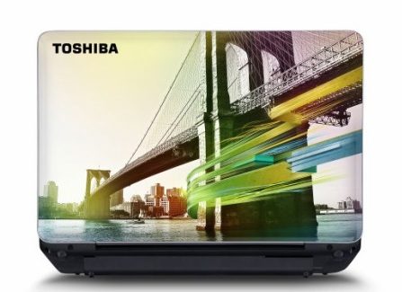 Toshiba GQ Natural Selection Omar Epps Satellite A505
