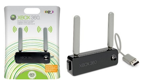 Xbox 360 Wireless N Adapter