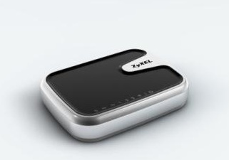 ZyXEL MWR222 Mobile Wireless Router