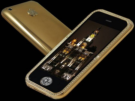 iPhone 3GS SUPREME cost GBP1.92M - The Most Expensive Phone