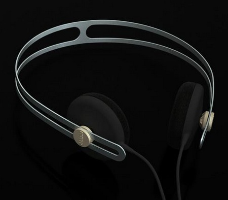 AIAIA Tracks series Headphones Black 1