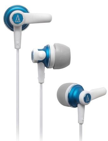 Audio-Technica Women's Headphones in eye-catching colors