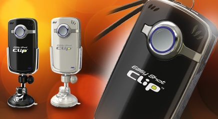 ConcordKeystone Easy Shot Clip Video Cameras