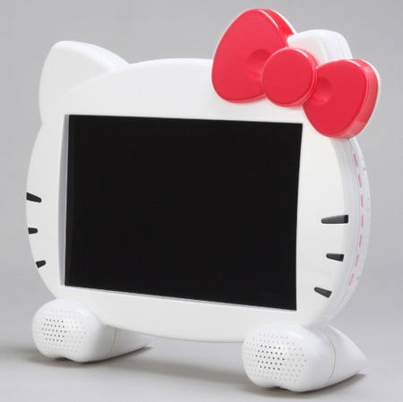 Dynaconnective DK-133KT 13.3-inch Hello Kitty LCD TV 1