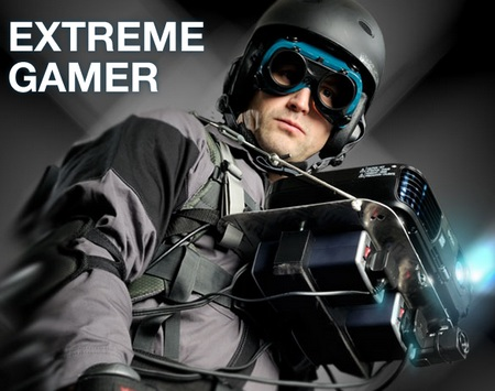 Epson EH-TW450 Projector for Extreme Gamers