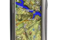Garmin Oregon 450t and Oregon 450 GPS devices