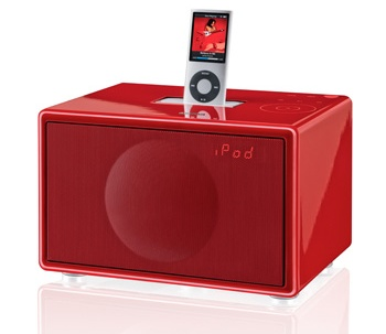 Geneva Lab GenevaSound S iPod iPhone Speaker Dock