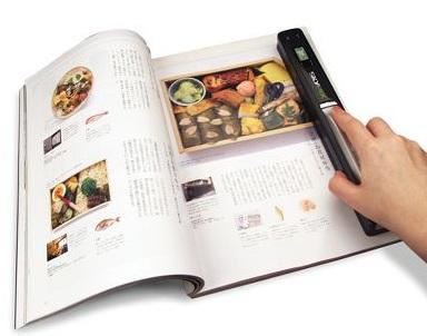 Hammacher Schlemmer SkyPix Handheld Scanner