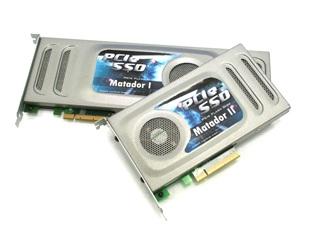 InnoDisk Matador series PCI-E SSD
