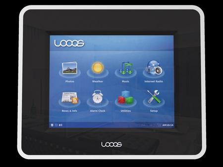 LOOQS MeeFrame WiFi Digital Frame