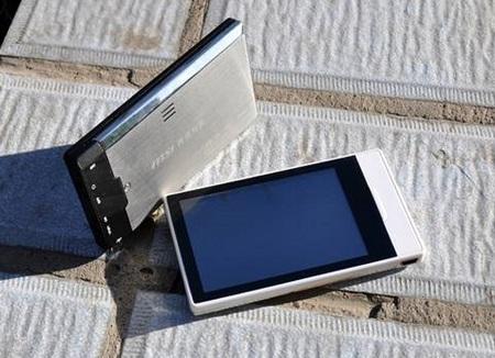MSI MT-V660 PMP looks like a Zune HD