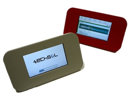 Medallion TPC-43C Green Tech Touch Panel Computer