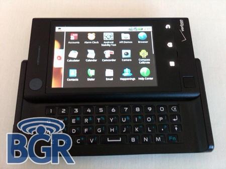 Motorola Devour A555 Android Phone for Verizon