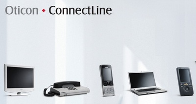 Oticon ConnectLine Hearing Aid Solutions