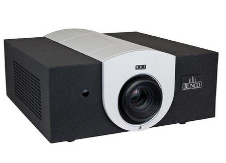 Runco QuantumColor Q-750d and Q-750i LED Full HD Projectors