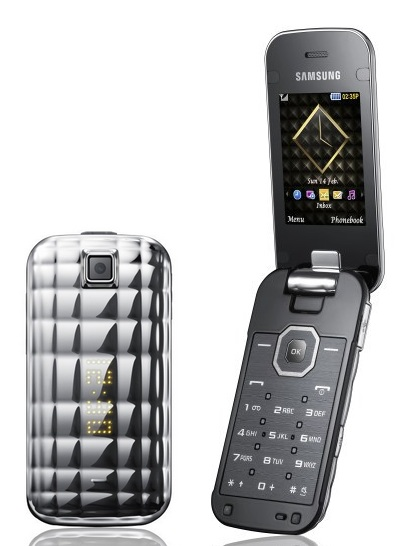 Samsung Diva Folder S5150 Phone for Women