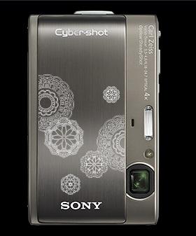 Sony Cyber-shot DSC-TX1 Race Engraved
