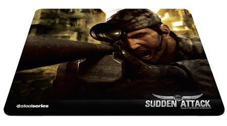 SteelSeries Sudden Attack QcK Mass Mousepad