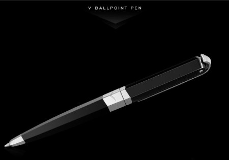 Vertu V Collection ballpoint pen