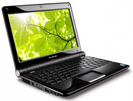 ViewSonic VNB102 Netbook Windows 7 Starter