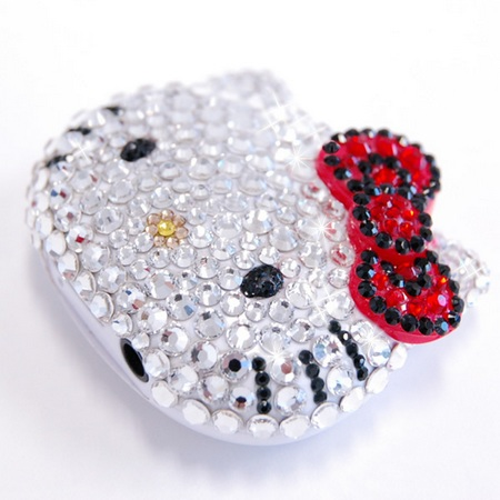 iRiver Hello Kitty Music Player CRYSTAL 2