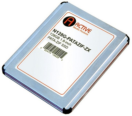Active Media SaberTooth ZX 1.8-inch SSD
