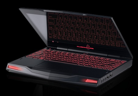 Alienware M11x 11-inch gaming notebook
