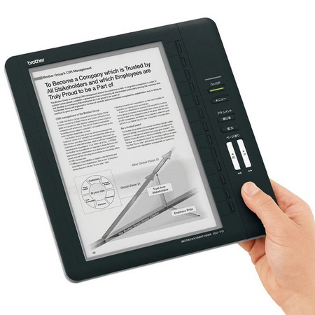 Brother SV-70 e-book reader