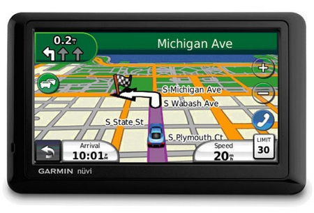 Garmin nuvi 1490TV GPS Device with DVB-T Tuner