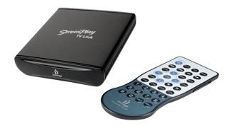 Iomega ScreenPlay TV Link Director HD Media Player