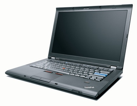Lenovo ThinkPad T410, T410s, T510 and W510 Notebook PCs