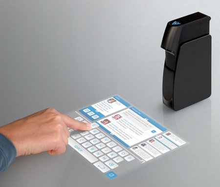 Light Blue Optics' Light Touch Turns Any Flat Surface into a Touch Screen