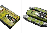 Mattel Stealth Rides Hot Wheels flodable RC Car